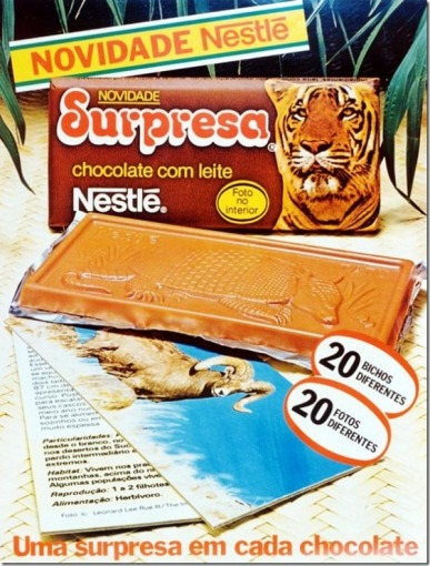 Chocolate Surpresa